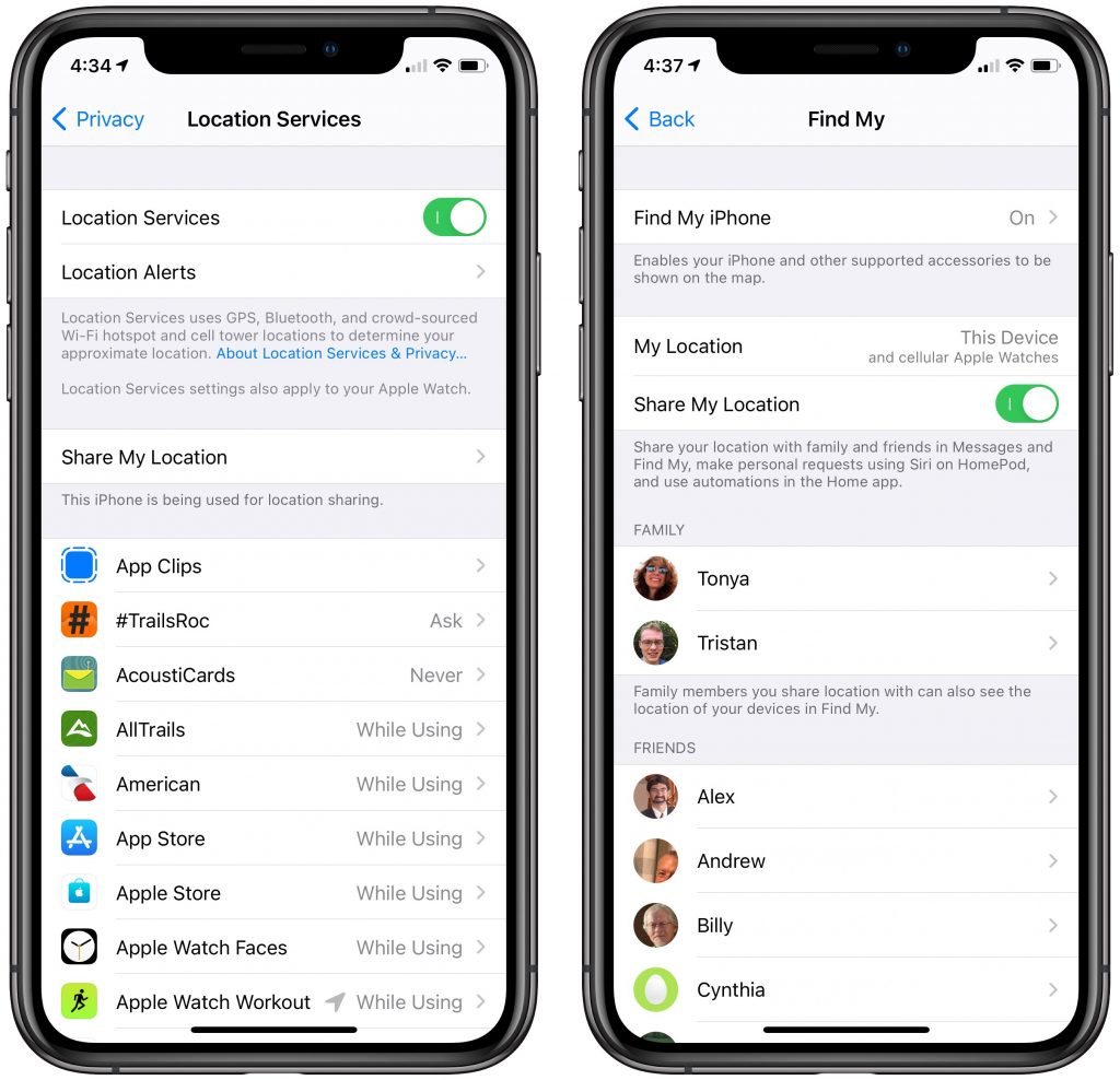 Apple Provides Sensible Device and Data Access Safety