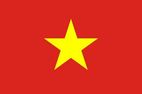 Quốc kỳ của CHXHCN Việt Nam được QH thông qua ngày 2/7/1976 (Nguồn: http://vi.wikipedia.org/wiki/Qu%E1%BB%91c_k%E1%BB%B3_Vi%E1%BB%87t_Nam)