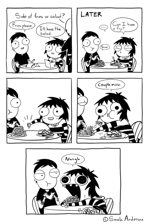 Laugh Tracks: Sarah Andersen