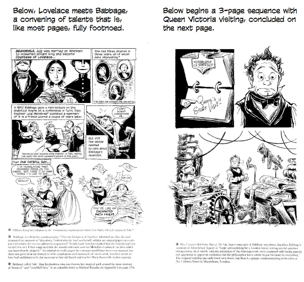 Rants & Raves: LOVELACE AND BABBAGE