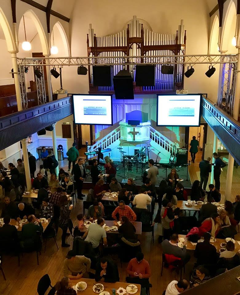 Teen Leader  The Upper Room Church  Glasgow Scotland UK