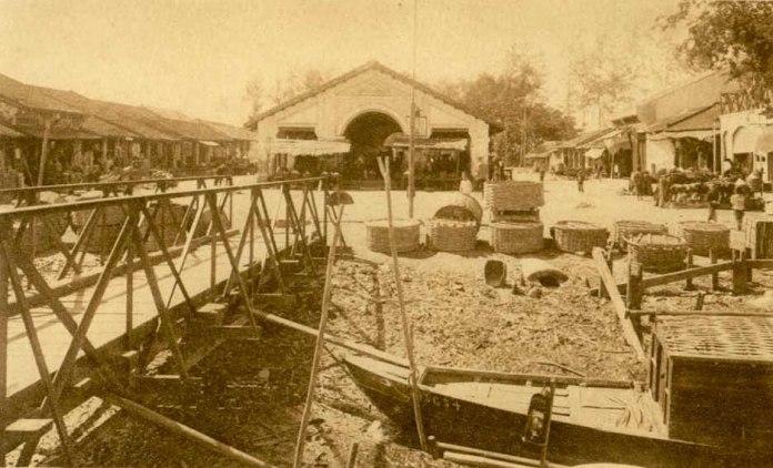 chodinh 1 1 Pháp lập làng thành phố làm Tỉnh lỵ Gò Công