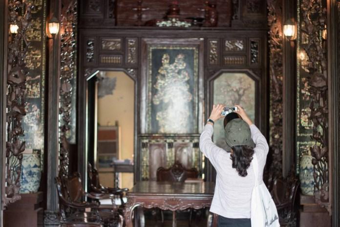 1 DOC PHU HAI 16 1536121210 1200x0 Vẻ đẹp xuyên thời gian của ngôi nhà hơn 100 năm tại Tiền Giang