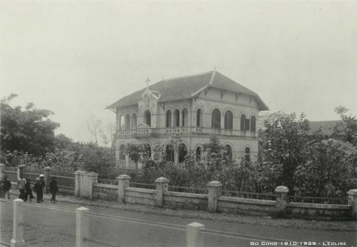 4vQdu8O 4 Hình ảnh quý hiếm về Gò Công thập niên 1920