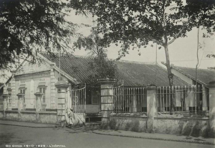 vWWLFQ1 4 Hình ảnh quý hiếm về Gò Công thập niên 1920