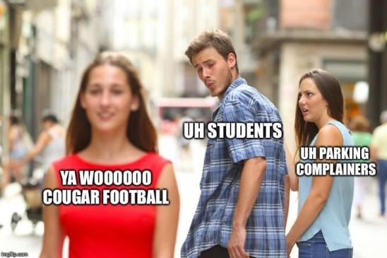 Ya Woo Cougar Football