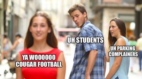 Ya Woo Cougar Football