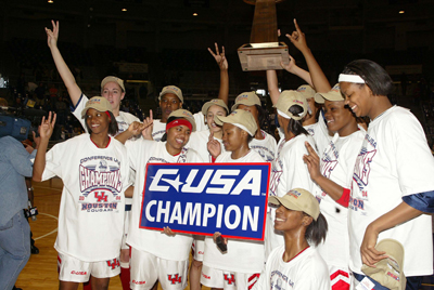 C-USA Tournament Champs
