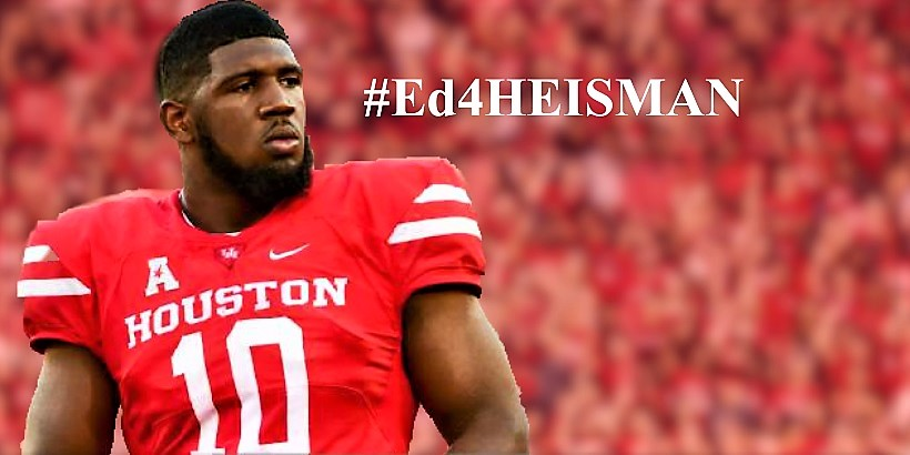 "Is the ""Ed4Heisman"" Campaign Beginning?"