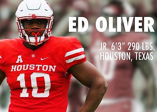Ed Oliver For Heisman