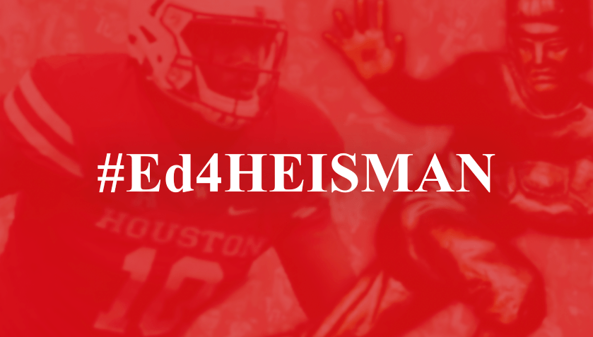Can Ed Oliver Actually Win The Heisman?