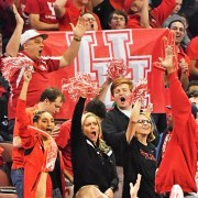 UH basketball fans