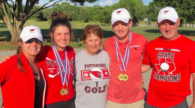 Reily Family Celebrates 2 Regional Wins