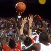 Houston's Akeem Olajuwon