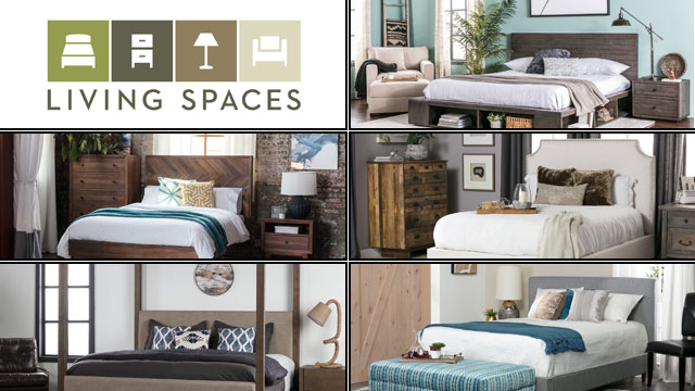 Go Country 105  Living Spaces Bedroom Makeover Contest