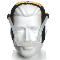Bravo II Nasal Pillow CPAP Mask with Headgear by InnoMed ...