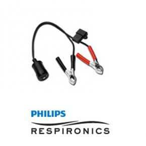 Philips Respironics 12V DC Battery Adapter Cable System