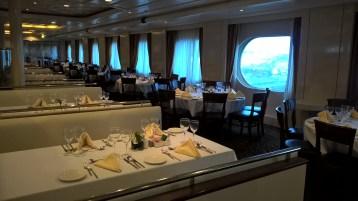 Waldorf Restaurant - Admundsen Deck 8