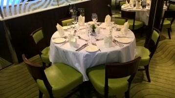 Kensington Restaurant - Amundsen Deck 8