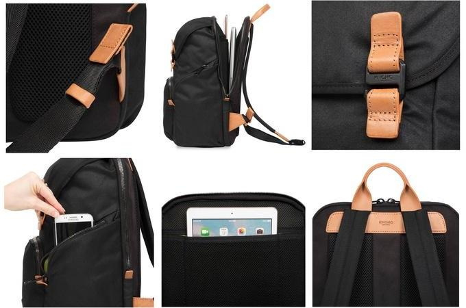 #LiveFree Backpack sings to digital nomads with wireless chargingNo ratings yet.