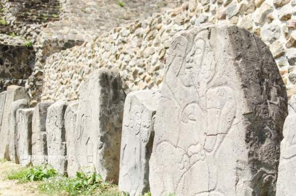 Zapotecian Stone Carvings