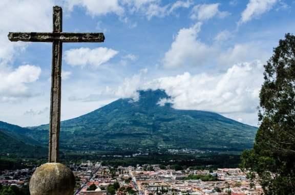 City View from Cerro de la Cruz