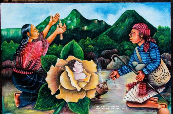 Street Art, and Possible Inspiration for the Cabbage Patch Kid