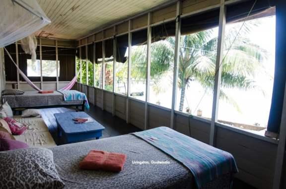 Our Room at Casa Rosada