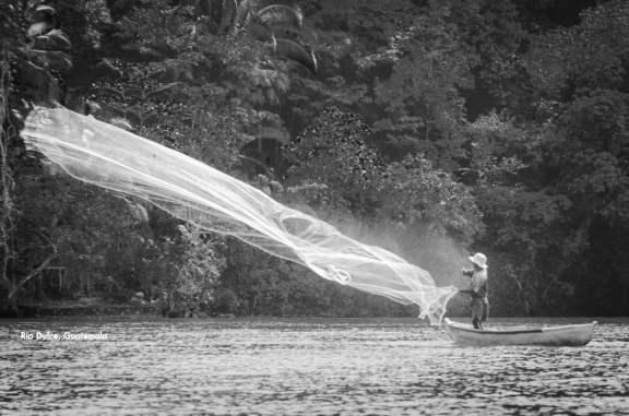 Fishing the Rio Dulce