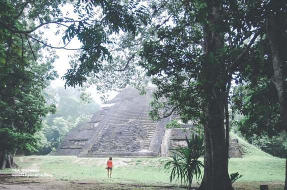 Teotihucan Construction