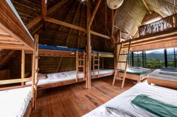 Zephyr Lodge Dorm (photo from Zephyr website)