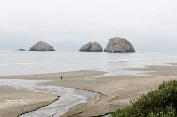 Three Arch Rocks