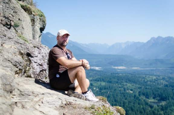 View From Atop Rattlesnake Ledge