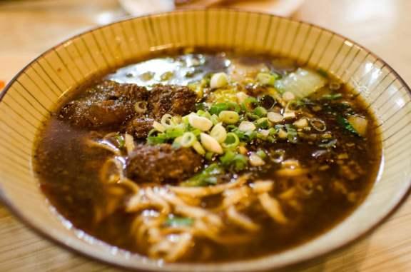 Beef Noodle Soup, A Classic!