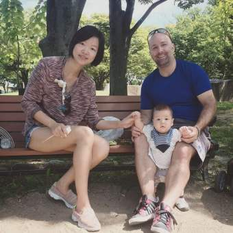 Picnic at Osaka Castle Park