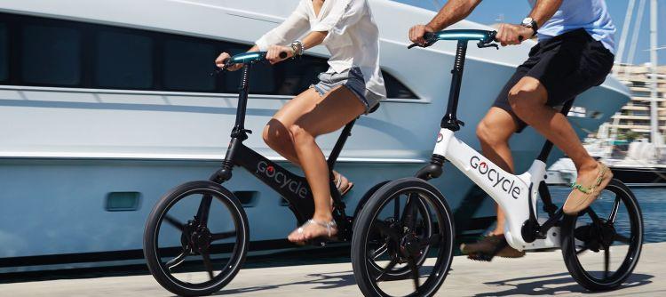 Gocycle G3+ e-bike