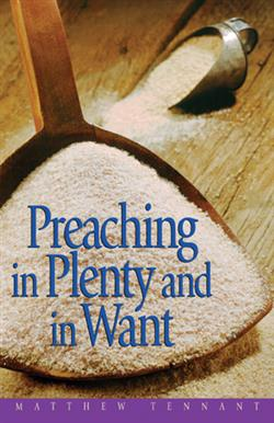 preaching-in-plenty-and-in-want