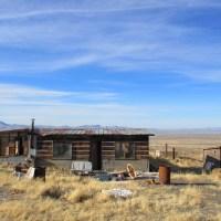 Broken and Beautiful: Abandoned Desert Homestead