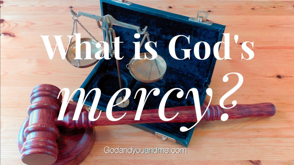 What is God's Mercy?