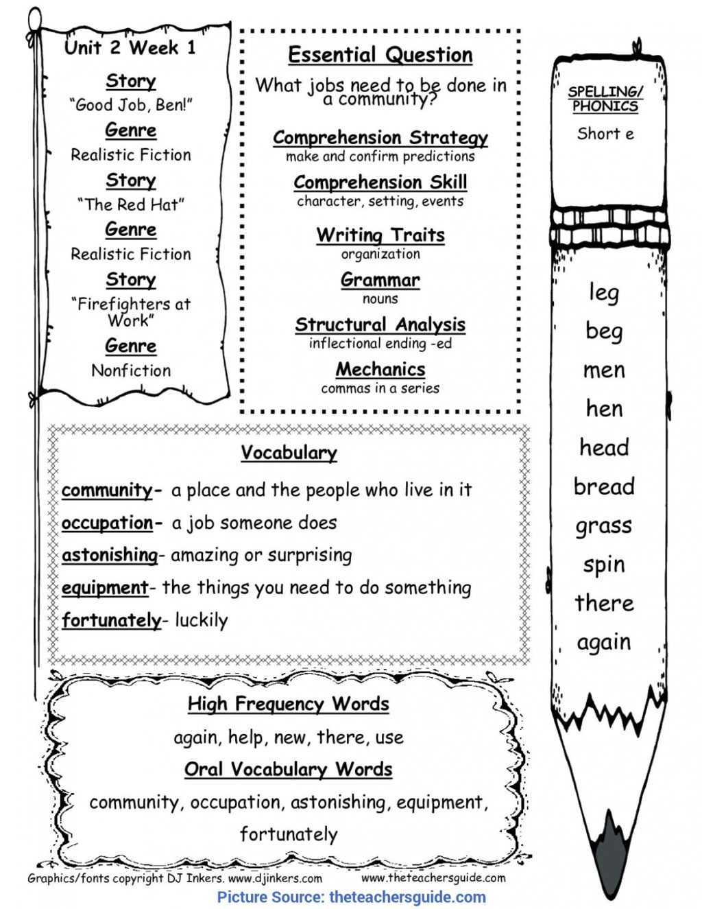 hight resolution of Science Worksheets Habitats   Printable Worksheets and Activities for  Teachers