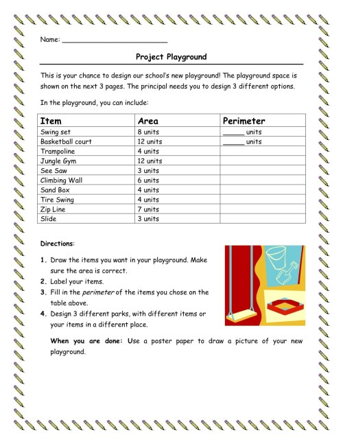 small resolution of Free Perimeter Worksheets For 3rd Grade   Printable Worksheets and  Activities for Teachers