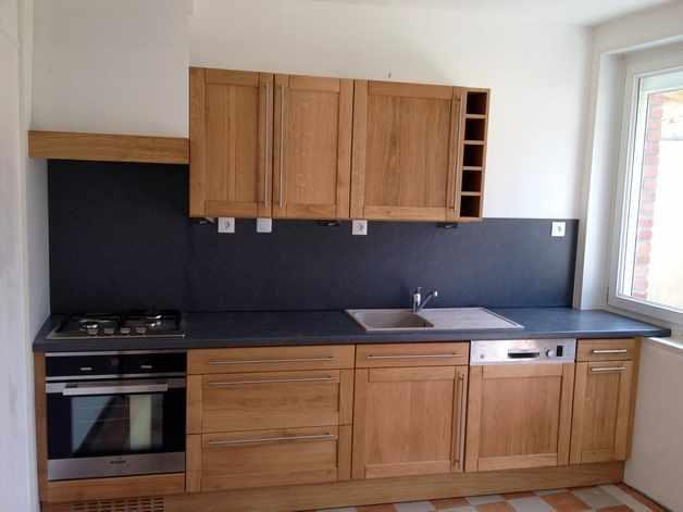 montage meuble de cuisine