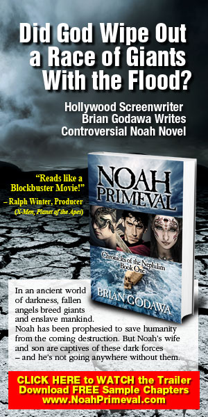Noah Facts #10: The Book of Enoch, Watchers and Giants - Godawa
