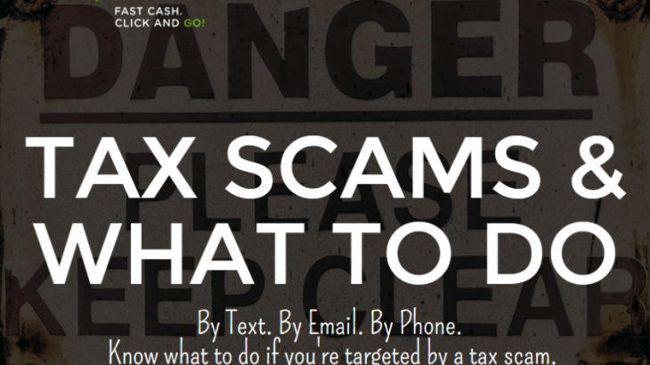 Avoid These Tax Scams