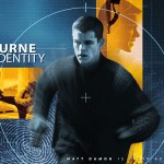 The Bourne Identity ~ Matt Damon