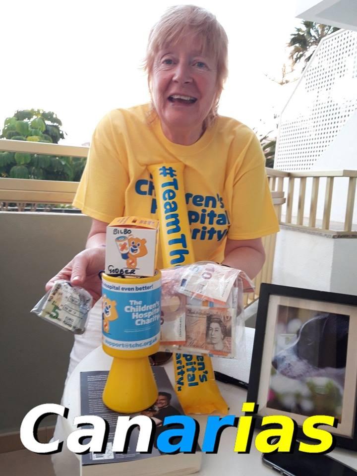 godberstravel, #Donate4Bilbo, Bilbo, childhoodcancer, cancer, leukemia, CLICSargent, giveblood, gofundme, bilbosjourney