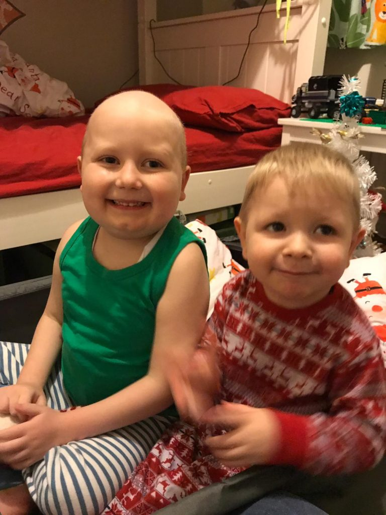 godberstravel, #Donate4Bilbo, Bilbo, childhoodcancer, cancer, leukemia, CLICSargent, giveblood, gofundme, bilbosjourney, our new normal, Christmas 2018