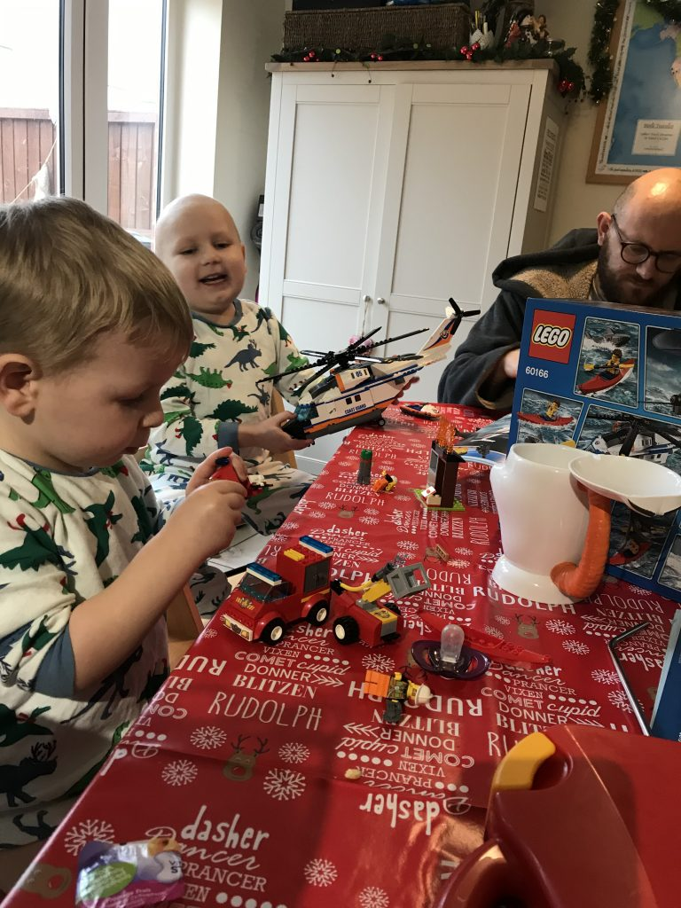 godberstravel, #Donate4Bilbo, Bilbo, childhoodcancer, cancer, leukemia, CLICSargent, giveblood, gofundme, bilbosjourney, our new normal, making memories, Christmas 2018