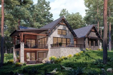 Key Features of the Mountain Modern Architectural Style of Home