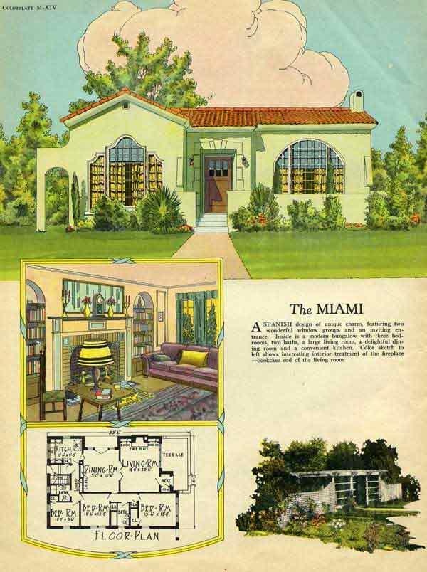 Spanish Mission Style House : spanish, mission, style, house, Features, Spanish, Mission, Architectural, Style